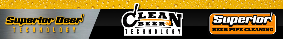 Superior Beer Technology: Clean Beer Technology, Superior Pipe Cleaning